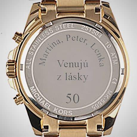 1f468592d Gravírovanie Bratislava | hodinky, zapalovače, šperky, manžetové gomíky